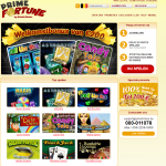 Prime Fortune online casino review