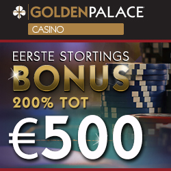 golden palace online casino bonussen