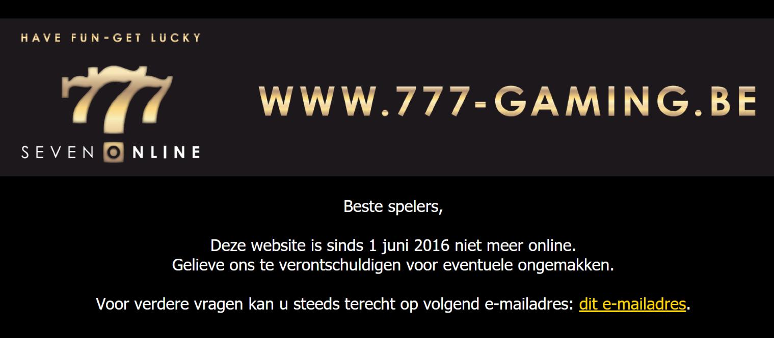 777 gaming