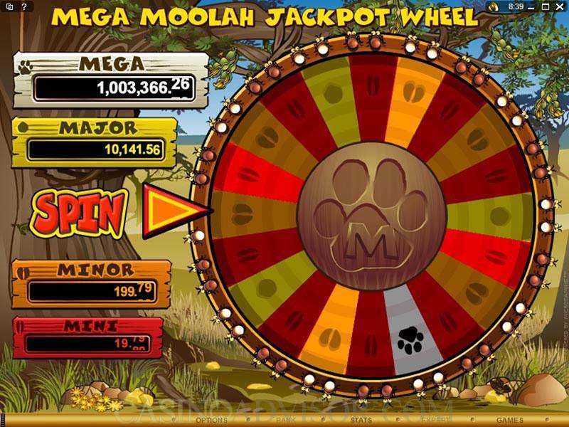 Casino 777 Mega Moolah