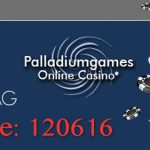 Palladium Games bonuscode