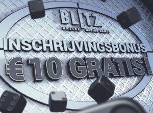 Blitz online casino bonus