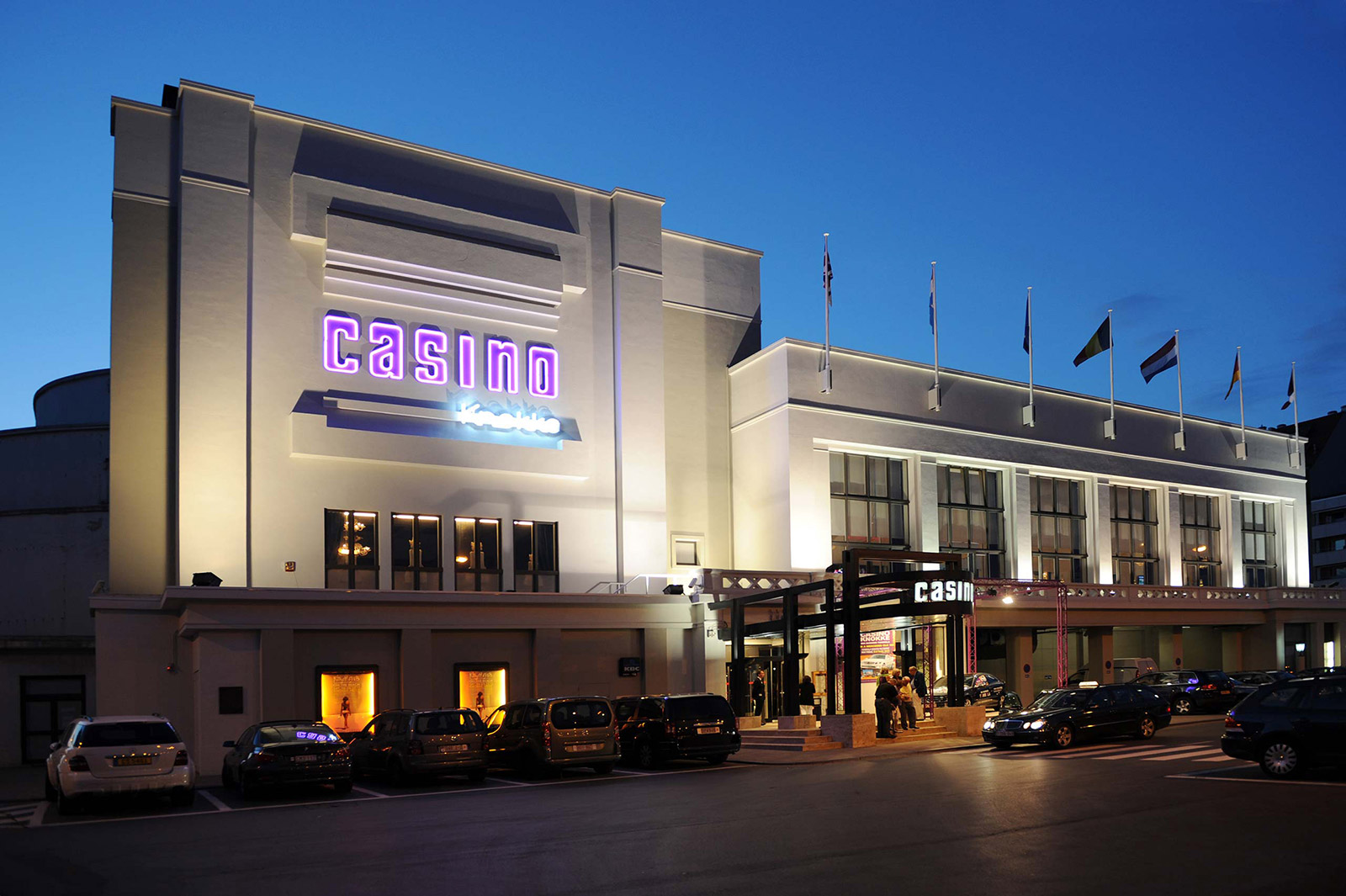 Grand Casino van Knokke