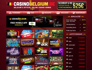 Casino Belgium bonus