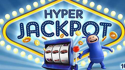 Carrefour Hyper Jackpot