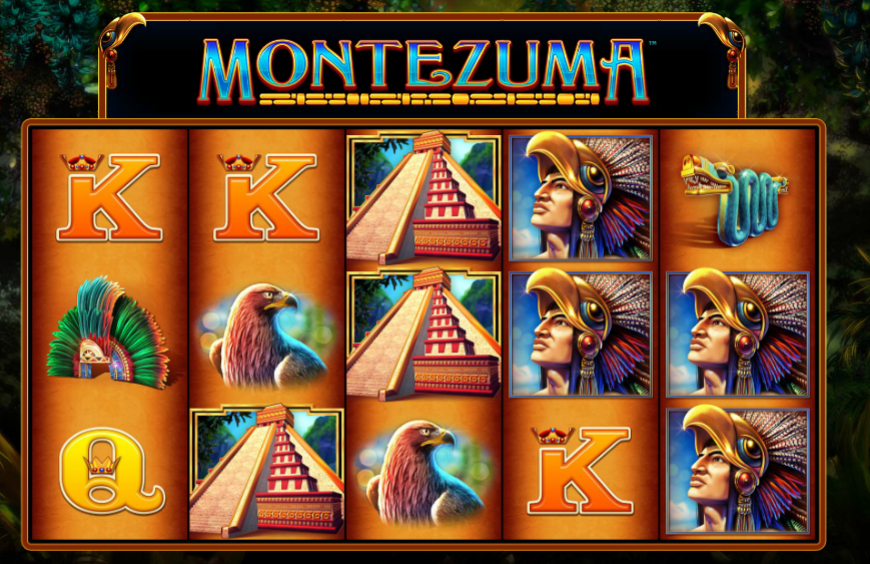Montezuma Casino 777