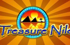 Treasure Nile Jackpot