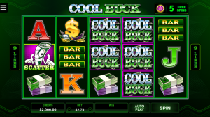 Cool Buck Circus Microgaming