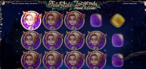 Hansel and Gretel Fairytale Legends