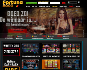Fortuna 2000 online
