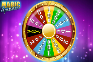 Magic Spinner bonus