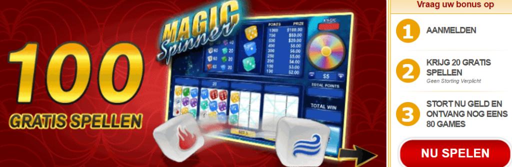 magic spinner prime fortune