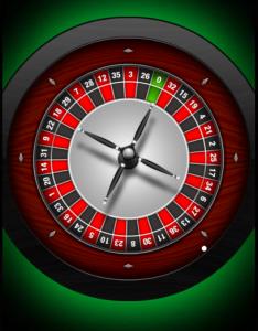 Vertical Roulette magic wins