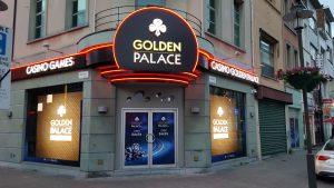 Golden Palace Belgie speelhal