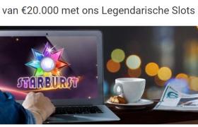 Unibet Legendarisch Slot Toernooi