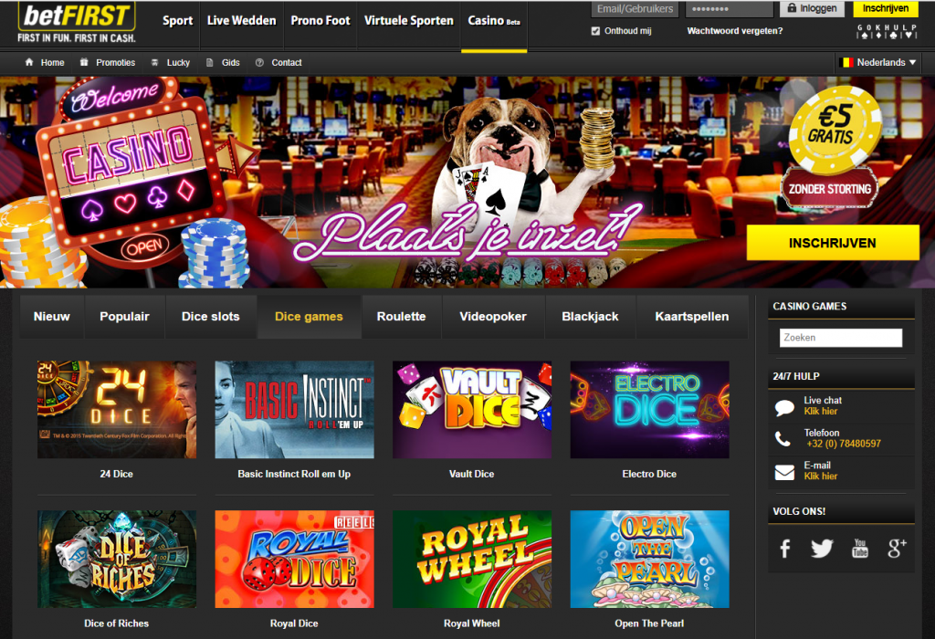 first casino | All the action from the casino floor: news, views and more