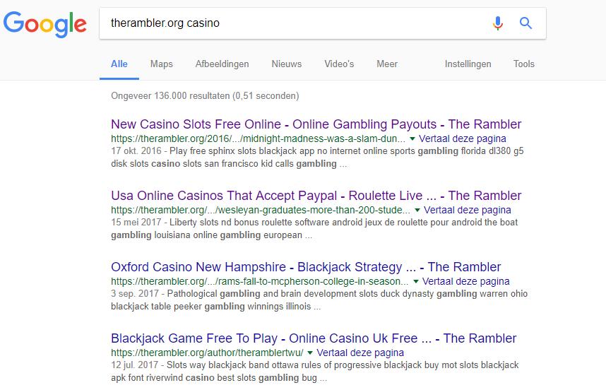 Jackpot City rambler