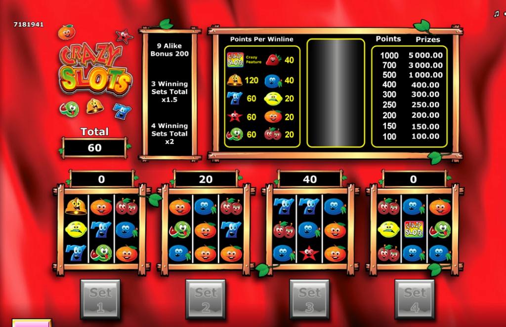 Slots Crazy