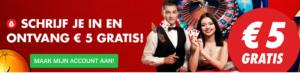 Circus 5 euro gratis