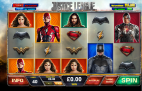 Justice League Ladbrokes