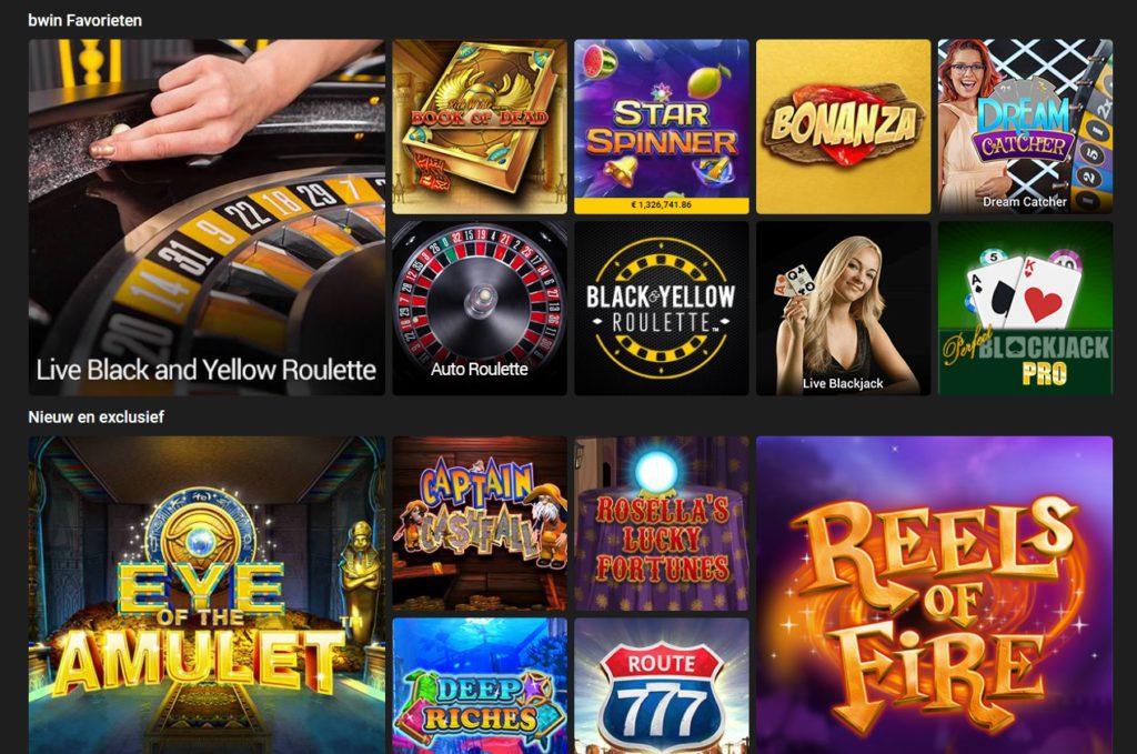 BWIN Casino slots
