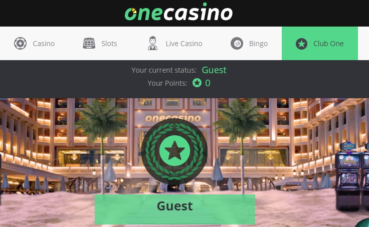 One Casino.De