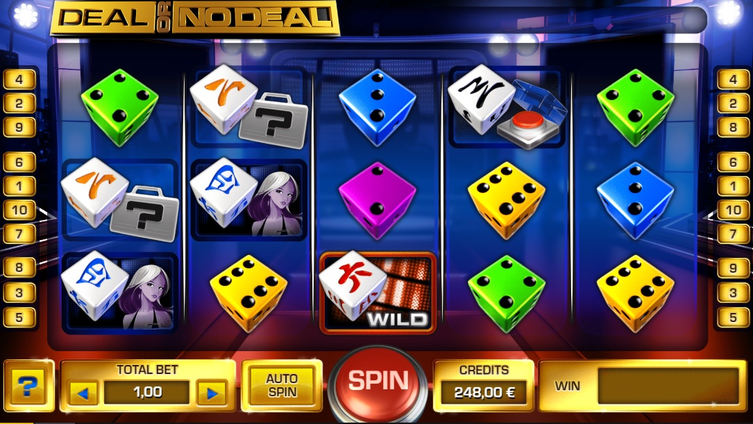 deal or no deal dice slot review