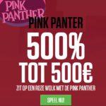 ladbrokes pink panther bonus
