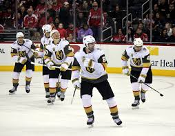 Vegas Golden Knights ijshockey NHL