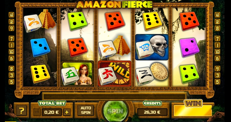 amazon fierce slot review
