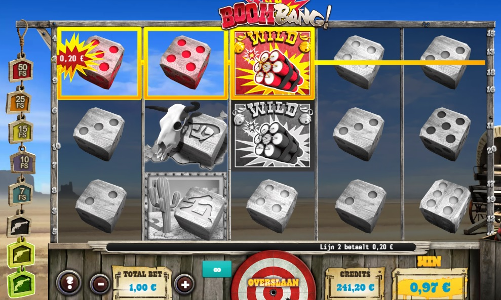 boom bang slot machine online