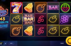 laser fruit slot machine