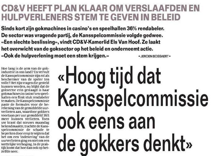 Els van Hoof CDV