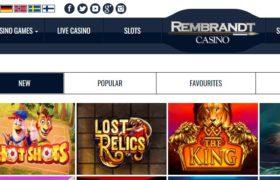 rembrandt casino legaal