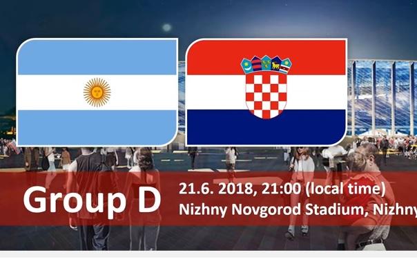 Wedden op Argentinie - Kroatie WK 2018
