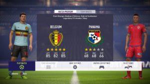 wedden op belgië - panama