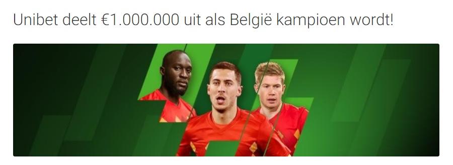 Unibet Belgie panama