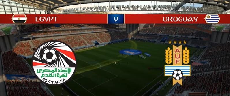 Wedden op Egypte - Uruguay WK 2018 Salah Suarez