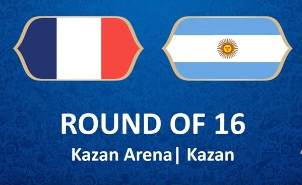 Wedden op Frankrijk - Argentinië WK 2018
