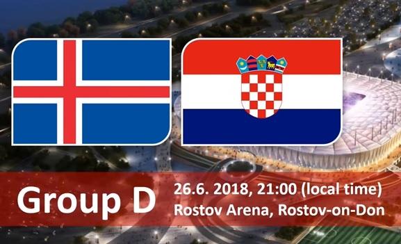 Wedden op Ijsland - Kroatie WK 2018