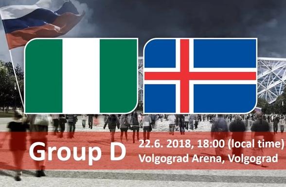 Wedden op Ijsland - Nigeria WK 2018