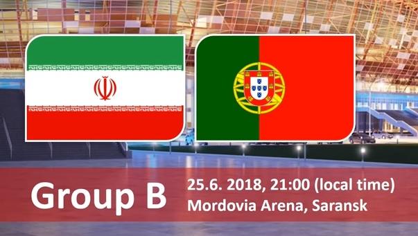 Wedden op Iran - Portugal WK 2018