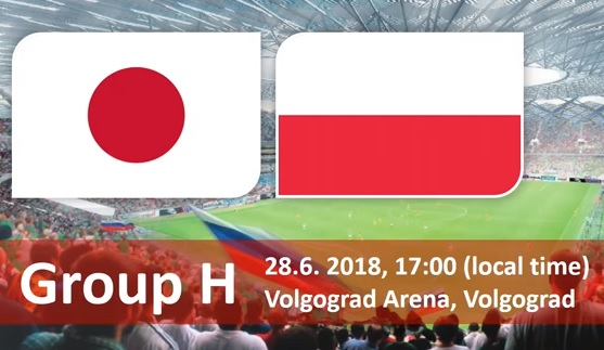 Wedden op Japan - Polen WK 2018
