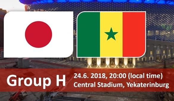 Wedden op Japan - Senegal WK 2018