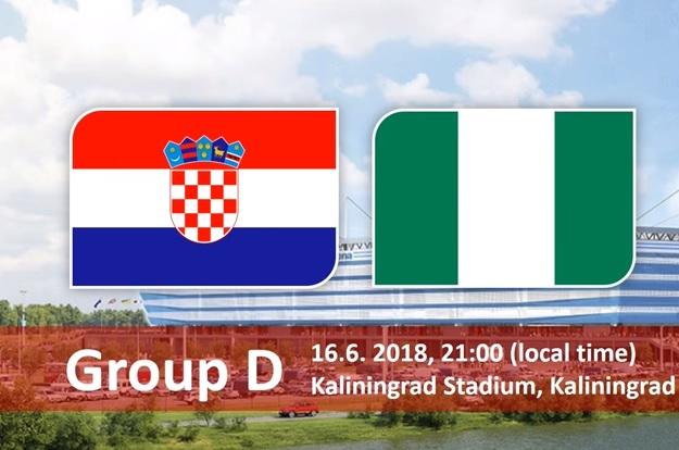 Wedden op Kroatie - Nigeria WK 2018