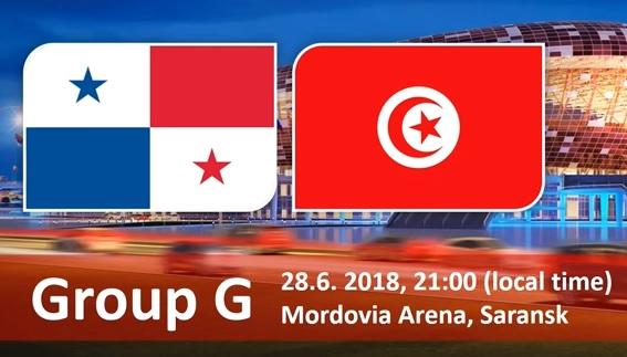 Wedden op Panama - Tunesië WK 2018