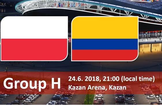 Wedden op Polen - Colombia WK 2018