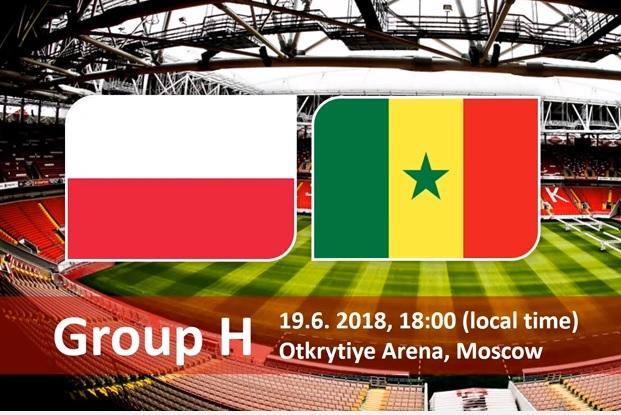 Wedden op Polen - Senegal WK 2018
