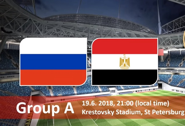 Wedden op Rusland - Egypte WK 2018
