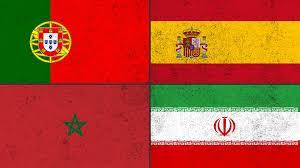 Wedden op Spanje - Portugal WK 2018